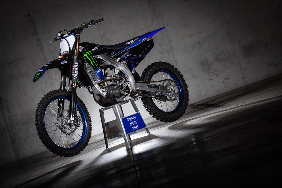 Monster Energy and Yamaha Motor Europe Strengthen Motocross