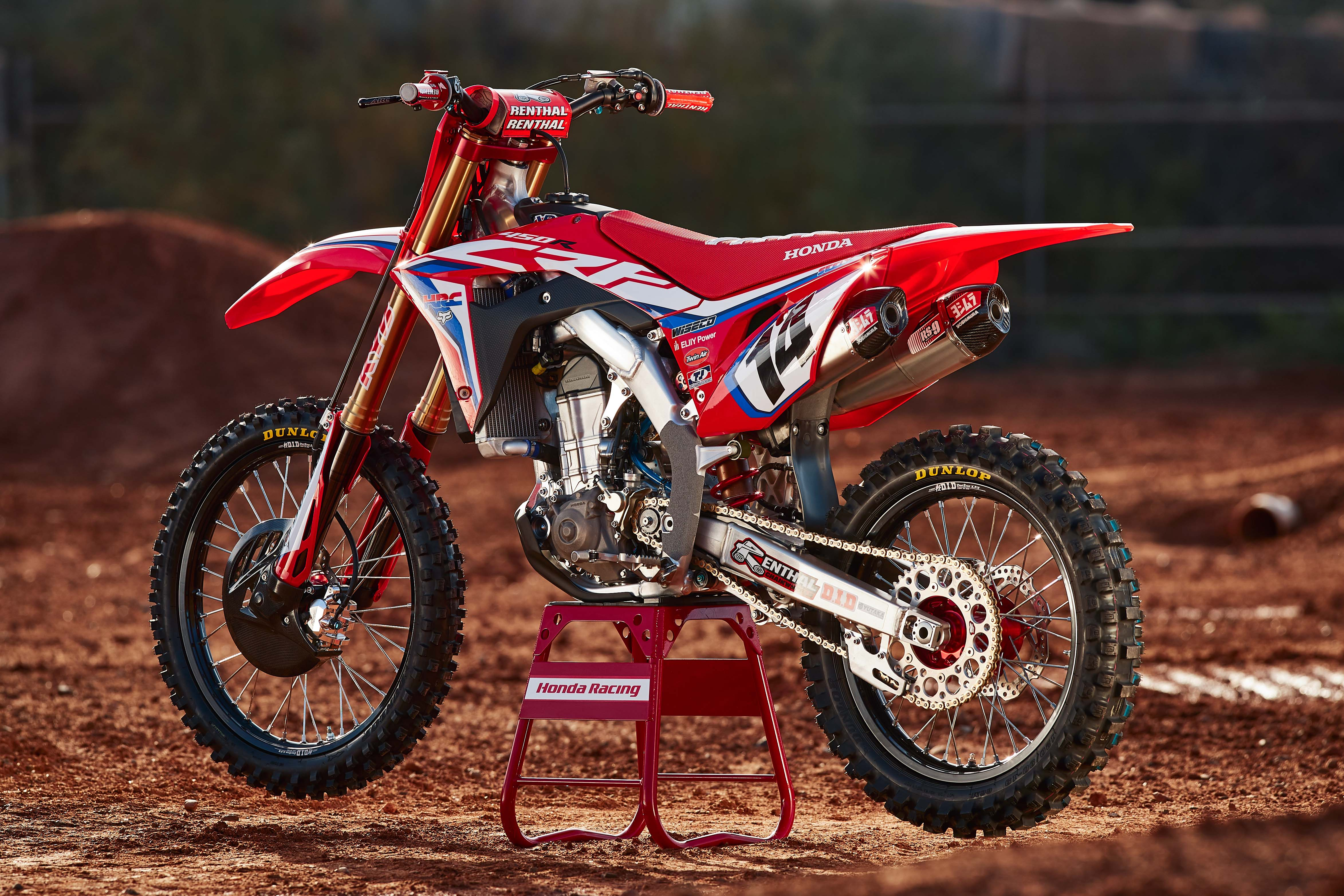 Wiseco Renews Partnership With Team Honda Hrc For 2019
