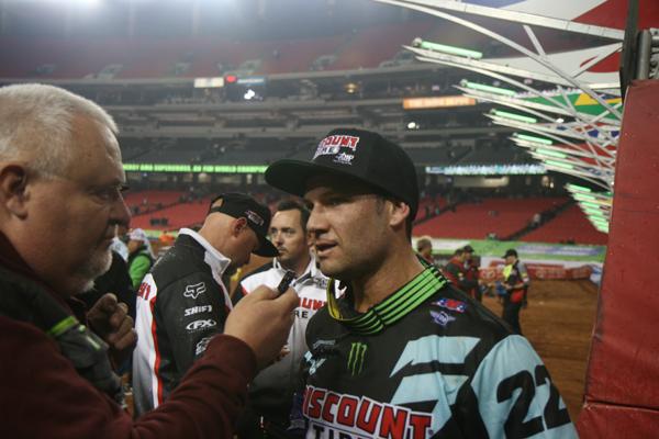 2015 Atlanta Georgia Supercross Pictures