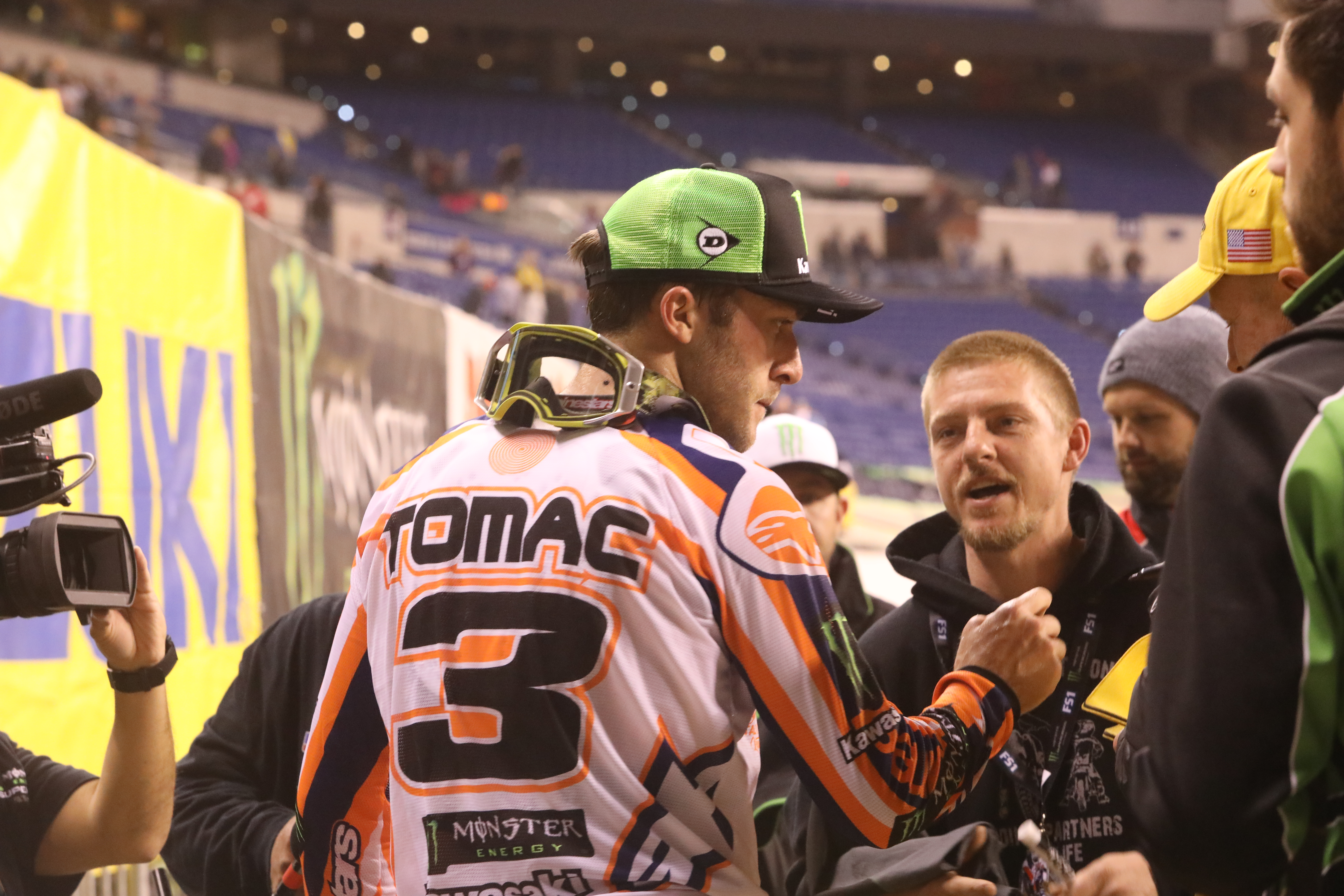 2017 Indianapolis Indiana Supercross Pictures