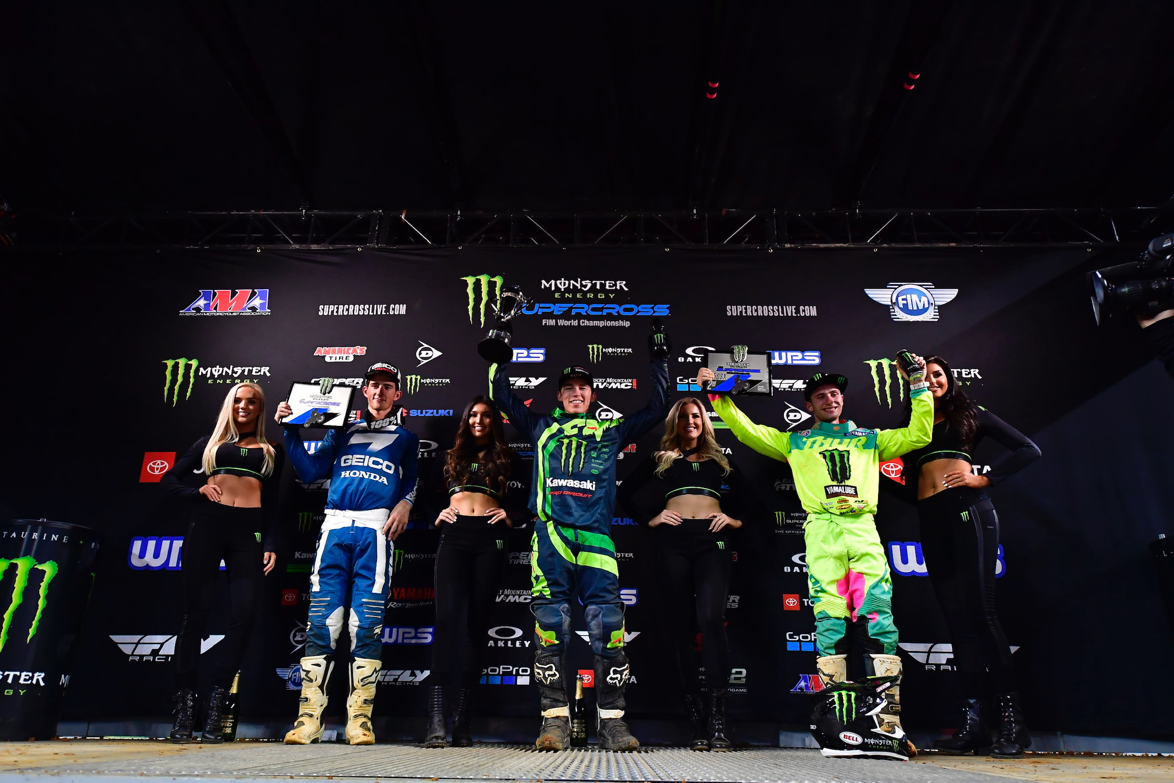 2019 Arlington Texas Supercross Pictures