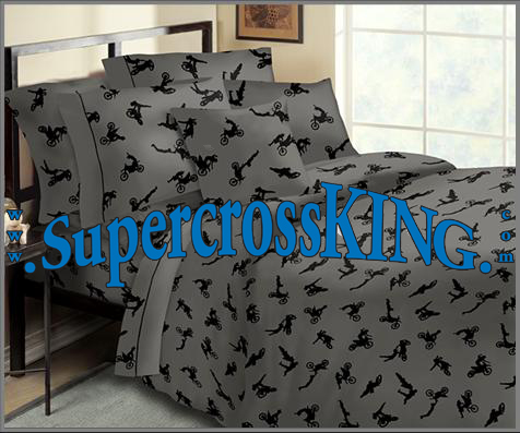 Motocross Bedding Twin