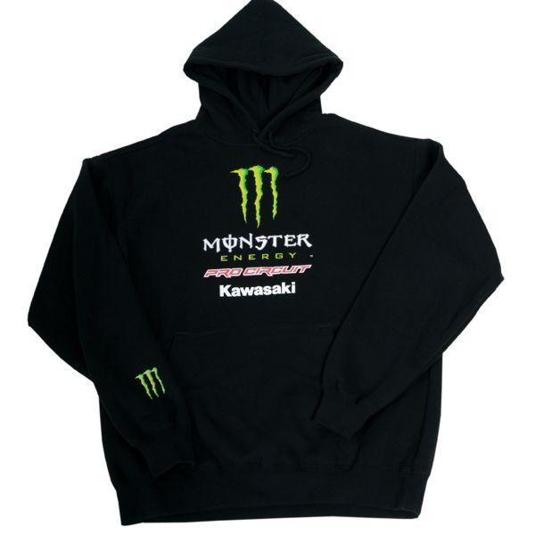 Monster Energy Pro Circuit Kawasaki Sweatshirt