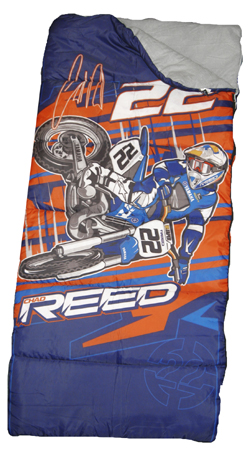 Chad Reed Sleeping Bag 06.