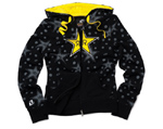 Girls Rockstar Energy Stevie Zip Hoodie