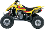 EVO 2 Series Graphic Kit Suzuki Z400 yellow 03-07