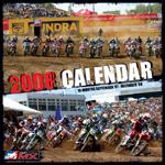 2008 Moto Action calendar