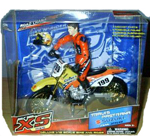 Travis Pastrana Road Champs Deluxe (Orange)