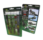 Monster Energy Pro Circuit Pencil Pack