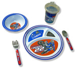 Chad Reed Signature Series Kids Dishware