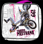 Travis Pastrana Signature Series Soft Lunchbox