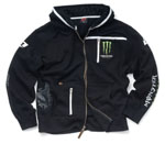 Monster Energy Zip Hooded Sweatshirt