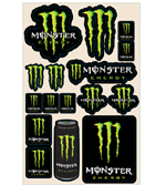 2010 Monster Sticker Sheet