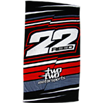 Two Two Motorsports Beach Towel