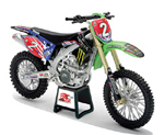 Ryan Villopoto Des Nations Monster Energy Diecast 250F
