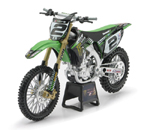 Ryan Villopoto Monster Energy Kawasaki Diecast 2011