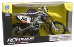 Ken Roczen Soaring Eagle Jimmy Johns Suzuki Motocross Toy Dirtbike 1-6 Scale