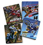 4 Pack Motocross Folder