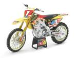 2011 Ryan Dungey Rockstar Makita Suzuki MXDN Diecast 1-12 Scale