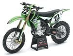 Chad Reed TwoTwo Motorsports Kawasaki Bike