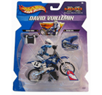 David Vuillemin Hot Wheels Moto X