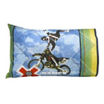 ESPN X Games Moto-X Standard Pillowcase