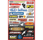 Factory Effex sponsor stickers 10