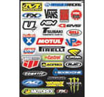Factory Effex sponsor stickers 9