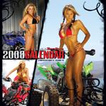 2008 ATV calendar