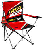 GEICO HONDA OUTDOOR CHAIR