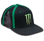 Monster Energy (Black Green)