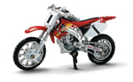 Honda Racing CR 125R 1-32