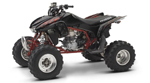 Honda TRX 450 ATV