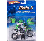 Ivan Tedesco Hot Wheels Moto X