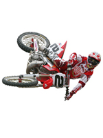 Jeremy McGrath Wall Poster Pancake
