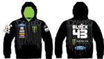 Ken Block DC Shoes Monster Energy Ford Sweatshirt 2010