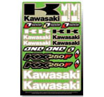Kawasaki Sticker Kit 1