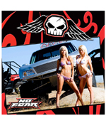 No Fear 2009 OFF Road Calendar