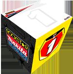Rockstar Makita Suzuki Sticky Note Cube