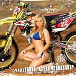 2010 Moto-X Calendar