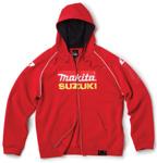Makita Suzuki Sweatshirt Red