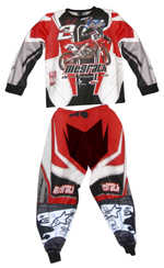 Jeremy McGrath Signature Series 2 Piece