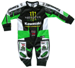Monster Pro Circuit Kawasaki 1 Piece Replica Playwear