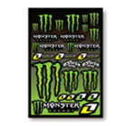 Monster Energy Sticker Kit