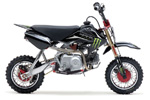 Monster Energy 50cc Graphics Kit