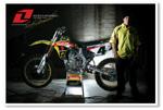 Ricky Carmichael Motocross Poster