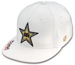 Rockstar Energy Whitestar Hat