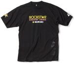 Rockstar Suzuki T-shirt Black