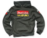 Makita Suzuki Sweatshirt Grey