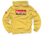 Makita Suzuki Sweatshirt Yellow